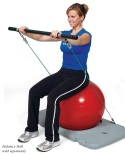 Thera-band Exercise Station