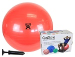 CANDO Exercise Ball Set with Pump
