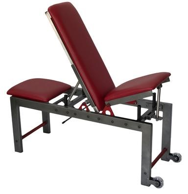 REHAB PRO PULLEY BENCH 3 SECTION